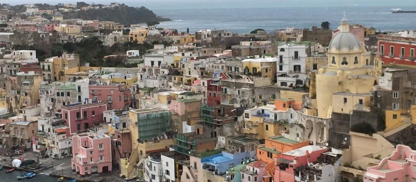Crociera di Capodanno – Golfo di Napoli