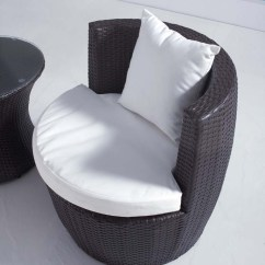 Resin Wicker Lounge Chairs Sale Round Table With Compact Outdoor Bistro Set