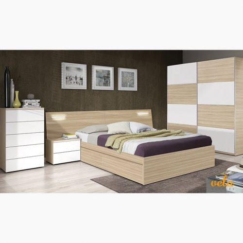 Dormitorios matrimonio baratos  Modernos rsticos