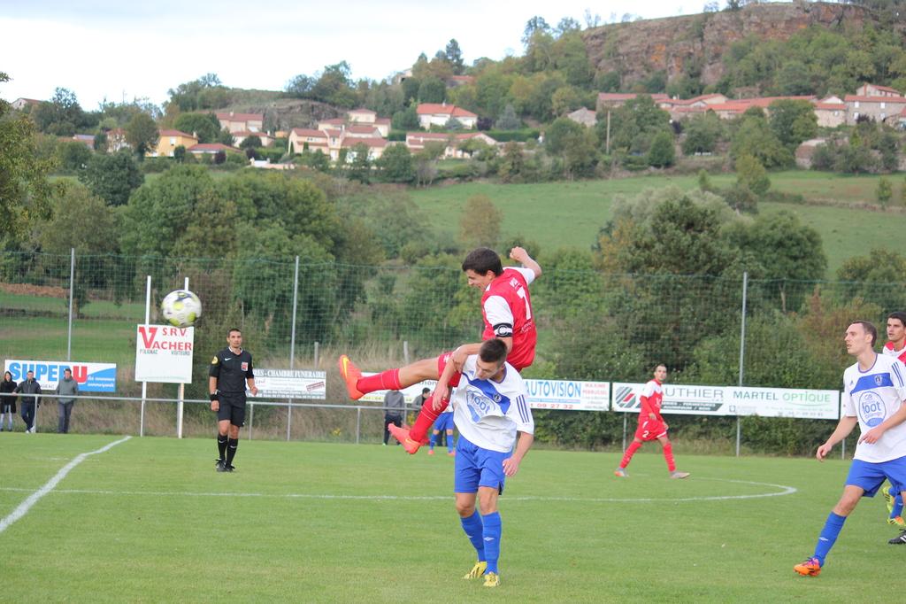 La DH à Vichy - VELAY FOOTBALL CLUB