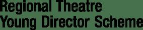 Regional Theatre Young Director Scheme logo