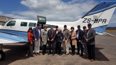 ChamberAir Launched First Flight between Cape Town and Saldanha (11)