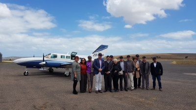 ChamberAir Launched First Flight between Cape Town and Saldanha (4)