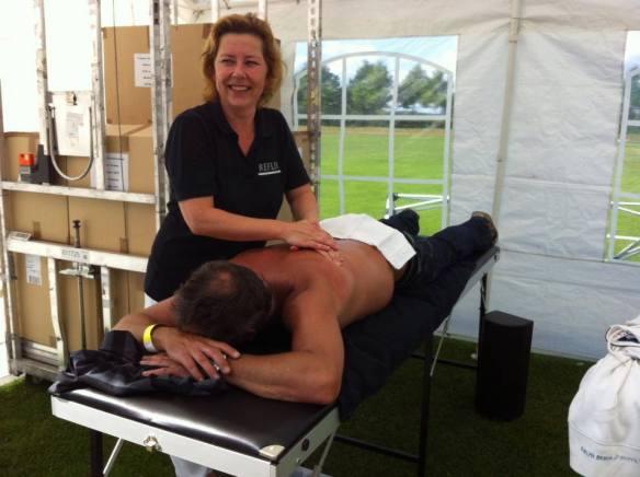 Reflex Sportmassage