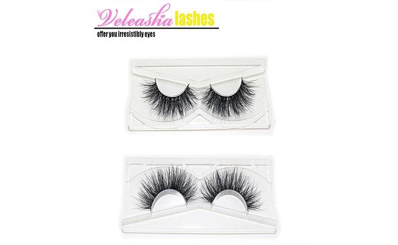 Veleasha produces high quality mink eyelashes that are