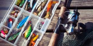 zvejybos reikmenys