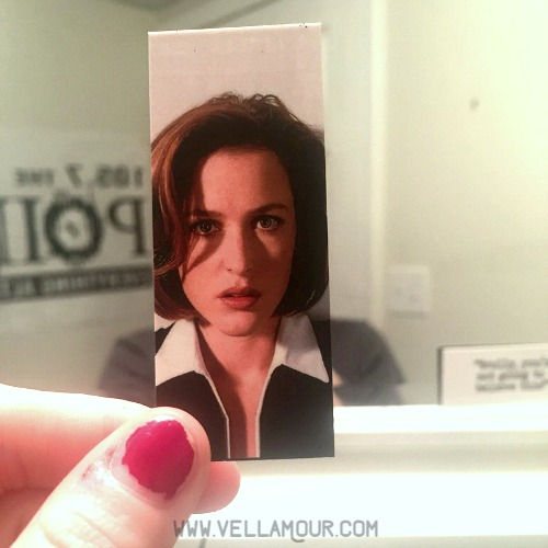 """Confession #8: Sometimes my """"Scully"""" side comes out and blocks all my intuition with its skepticism."""