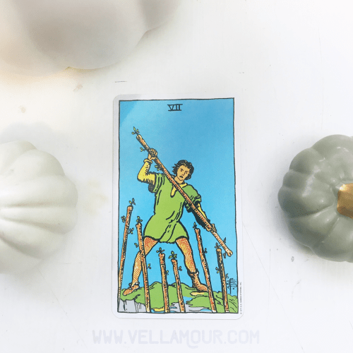 October 2017 Aquarius Tarotscope