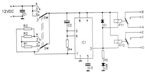 small resolution of  wiring diagram at http www velleman eu images tmp k2599dia jpg