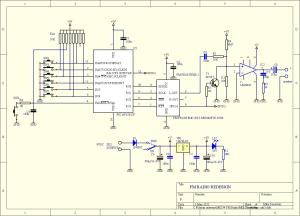 MK194 Digital Radio  Need circuit diagram please  Mini