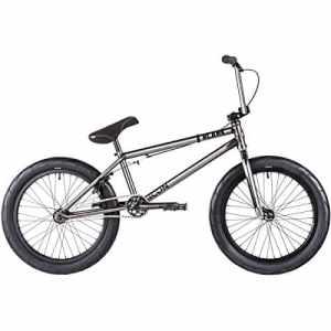Icône Vierge Vélo BMX 201720.85de roue en Top Tube 20en Trans Noir