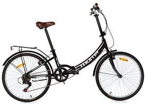 Moma – Vélo pliant roues 24″ SHIMANO. Aluminium