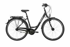 Vermont Jersey 7 – Vélo de ville – 28″ noir Taille de cadre 45 cm 2016 velo ville femme