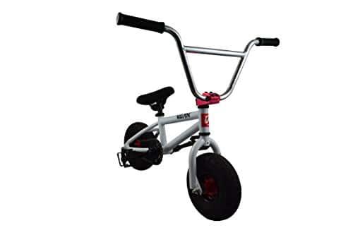 Xenowheel® 2017Mini vélo BMX Noir et blanc modèles, blanc