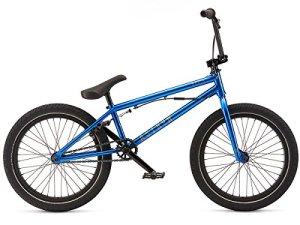 '»Astron 2017Vélo BMX–Radio Bikes Blue Chrome | Bleu | 20,6″