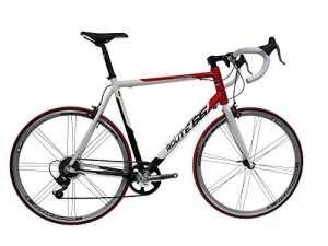 Route 66 Corsa Vélo de route Rouge 59 cm