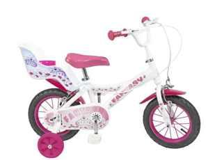 Toimsa – 501 – Vélo pour Enfant – Fantasy – Fille – 12″ – 3 à 5 ans