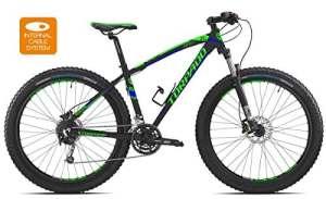 'Torpado vélo MTB 27,5«Plus Jupiter alu 3x 7V Disque Noir Taille 48(VTT ammortizzate)/Bicycle VTT 27,5Jupiter plus alu 3x 7S disc Size 48black (VTT Front Suspension)
