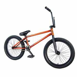 Ligne BMX Vélo complet 50,8 cm – Trans Orange/noir Flybikes Odyssey BSD Light New solide