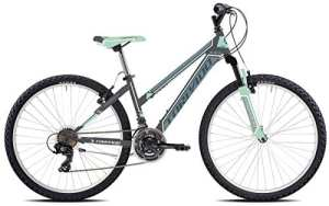 'Torpado vélo MTB Earth 26 « Femme 3 x 7 V taille 38 noir my18 (VTT Femme)/Bicycle VTT Earth 26 Lady 3 x 7S Size 38 black my18 (VTT Woman)