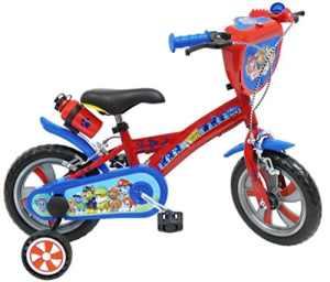 Paw Patrol Pat' Patrouille Vélo Enfant Bleu 12″