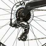 Moma Bikes BIEQXN19 Vélo Vtt Mixte Adulte, Noir, Taille : L