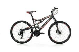 Moma Bikes BIEQXN21 Vélo Vtt Mixte Adulte, Noir, Taille : XL