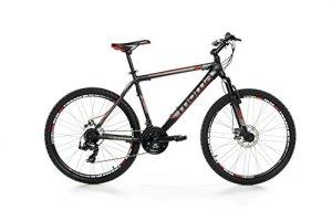 Moma Bikes BIGTTN19 Vélo Vtt Mixte Adulte, Noir, Taille : L