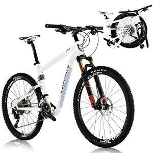 Change le vélo pliant de taille réelle de 26 pouces Shimano XT 2×11 vitesses DF-602WF