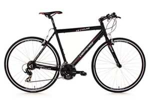 KS Cycling 200B Lightspeed Vélo de route Noir 28″
