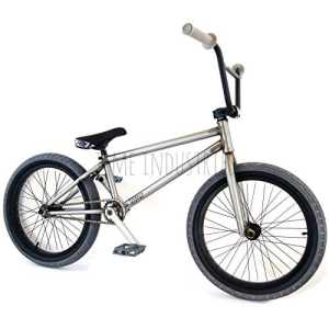 Ligne BMX Vélo complet 50,8 cm Raw/gris – Flybikes Ilegal BSD Freestyle Light New solide