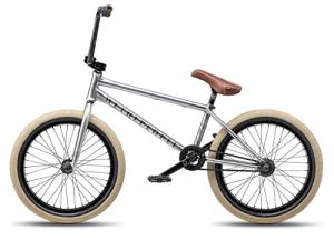 Wethepeople Battleship 20″ 2019 Velo BMX Freestyle (Brushed Raw – Left Hand Drive)