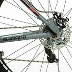 Moma Bikes Vélo VTT, GTT29″, Aluminium, SHIMANO 24V, Freins a Disque, Suspension Avant (Plusieurs tailles)