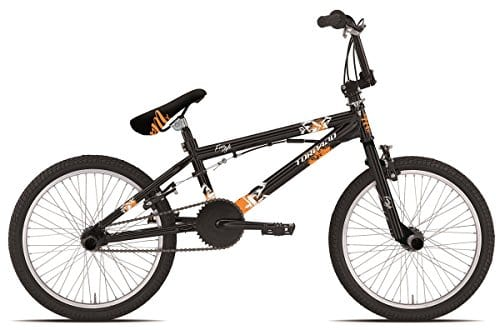 'Torpado vélo BMX Xplosion 20«freestyle noir orange (BMX)/Bicycle Xplosion 20BMX Freestyle Black Orange (BMX)
