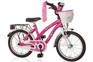 Vélo enfant 18» Dream Cat rose TC 31 cm Bachtenkirch