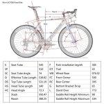 Eurobike Vélo de Route Xc700014Speed Light Cadre en Aluminium 700C Route Vélo, Red