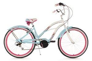 KS Cycling 735B Vélo cruiser Bleu 26″