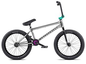 Wethepeople Battleship 20″ 2020 Velo BMX Freestyle (20.75″ – Raw)
