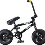 ROCKER 3+ The Knight Velo BMX Mini (Noir)