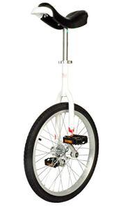 Einrad Qu-AX Monocycle 406mm/201150,8cm, Mixte, Blanc