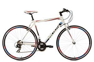KS Cycling 121R Velocity Vélo de route Blanc 28″