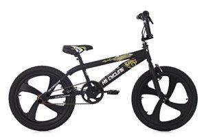 KS Cycling Daemon BMX Freestyle Noir 20″