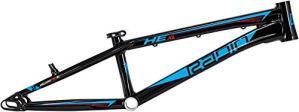 Radio Helium 20″ Cadre BMX Race (Pro XL – Black)