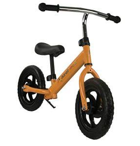 AIREL Vélo sans Pédale   Bicyclette sans Pédale  Vélo sans Pédale Enfant   Draisienne   Guidon et Siège Réglables   Vélo Équilibre   De 3 à 5 Ans…