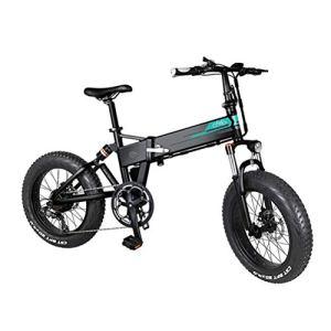 BSTOPSEL FIIDO M1 Vélo de Montagne électrique Pliant