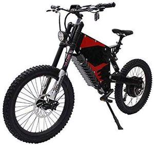 Gpzj 72V 3000WFC-1 Amortisseur Avant Et Arrière Doux Queue Tout Terrain Vélo De Montagne Électrique Puissant Vélo Électrique Ebike Montagne