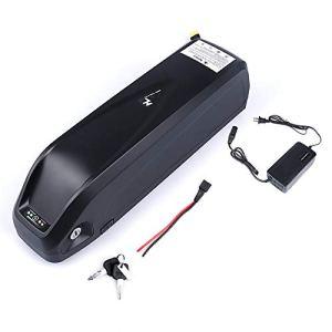 Junstar-EU 48V 17.5Ah Batterie vélo électrique EBike au Lithium Ebike Compatible avec Le Moteur Central BBS