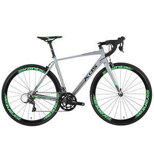 Sports de plein air vélo de route de ville de banlieue vélo de montagne route adulte vélo de course à 16 vitesses 480 mm cadre en aluminium ultra-léger en aluminium vélo de ville parfait pour la ro