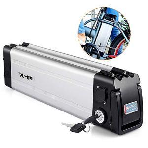 X-go 36V 10Ah Lithium Batterie Li-ION E-Bike décharge électrique vélos