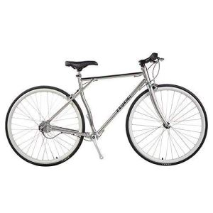 ZTBXQ Sports de Plein air Banlieue Ville vélo de Route vélo Montagne RS200 700C sans chaîne Course sur Route 3 – Arbre deTransmissionentraînement rétro vélo Alliage d'aluminium Cadre Dur